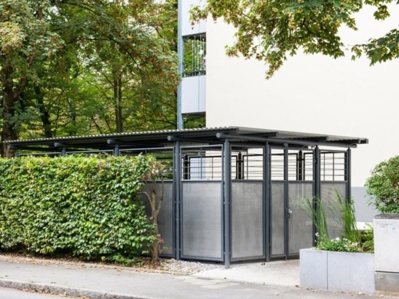 Sanierung von Wohnblöcken in München Haar