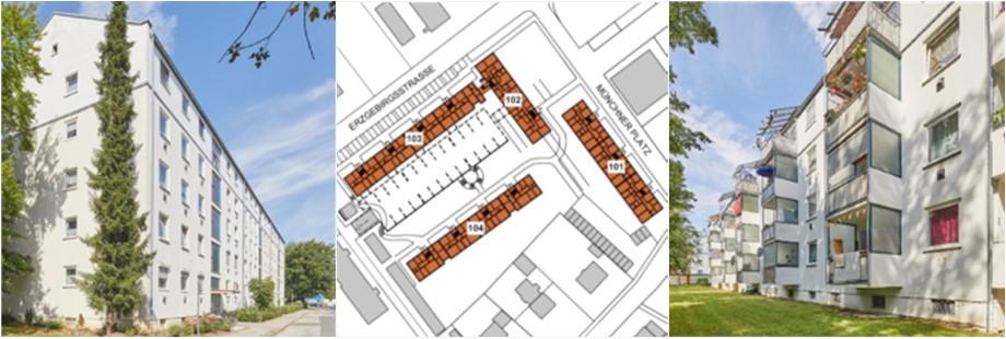 Stadtbau Waldkraiburg